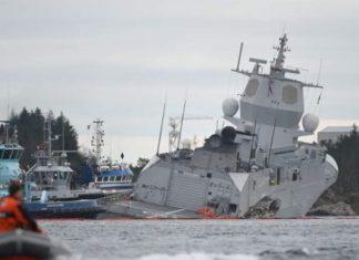 Σύγκρουση ελληνικού τάνκερ με ΝΑΤΟική φρεγάτα - 7 τραυματίες