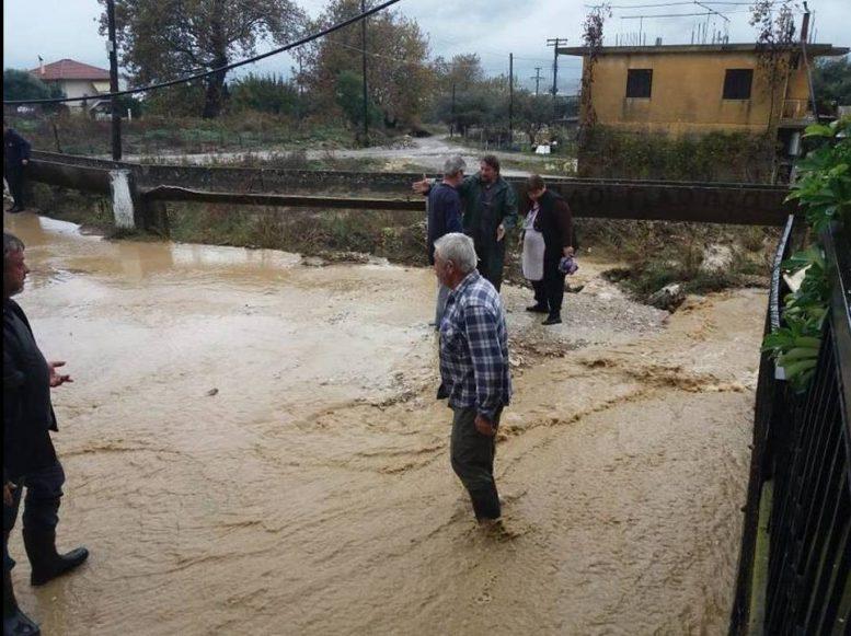 Σαρώνει τη χώρα η «Πηνελόπη» - Αποκομμένα 6 χωριά στα Άγραφα, «πνίγηκε» οικισμός στο Αγρίνιο