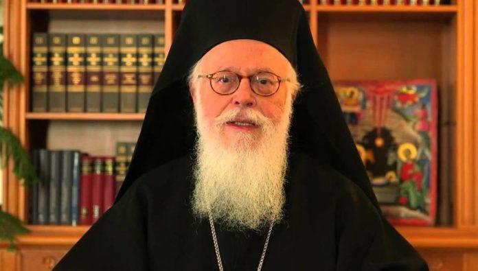 Εξιτήριο στον Αρχιεπίσκοπο Αναστάσιο