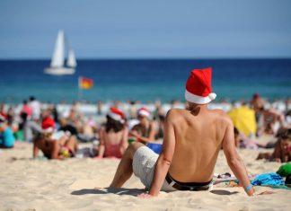 ΑΥΣΤΡΑΛΙΑ: Χριστούγεννα με 47 βαθμούς Κελσίου