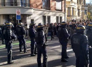 ΓΑΛΛΙΑ: Νέες συλλήψεις μαθητών μετά από επεισόδια σε διαδήλωση στη Λιόν