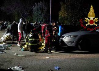 ΙΤΑΛΙΑ: Ανείπωτη τραγωδία - Ποδοπατήθηκαν σε νυχτερινό μαγαζί – Έξι νεκροί και 120 τραυματίες