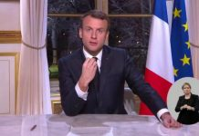 """Μακρόν: """"Τα πυρηνικά όπλα της Γαλλίας ενισχύουν την ασφάλεια της Ευρώπης"""""""