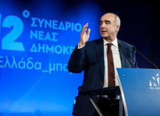 Παραιτήθηκε ο Βαγγέλης Μεϊμαράκης