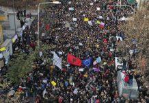 ΑΛΒΑΝΙΑ: Κλιμακώνονται οι φοιτητικές διαδηλώσεις