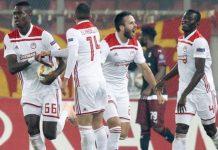 Europa League: Ολυμπιακός - Μίλαν 3-1