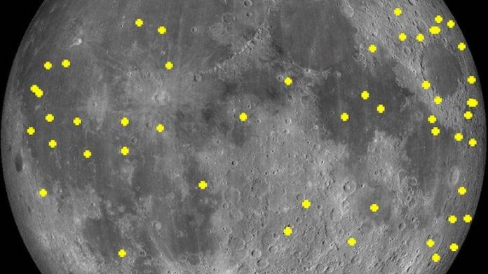 Κρυονέρι: Το τηλεσκόπιο του Αστεροσκοπείου έχει εντοπίσει 55 λάμψεις στο φεγγάρι!