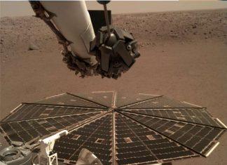 Πλανήτης Άρης: Ακούστε τον ήχο του ανέμου