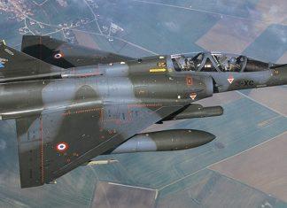 ΓΑΛΛΙΑ: Νεκροί οι δύο πιλότοι του Mirage 2000 που συνετρίβη