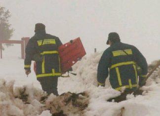 Πήλιο: Επιχείρηση διάσωσης για τρία άτομα