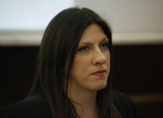 Κωνσταντοπούλου: Η Δούρου έκλαψε για τον εαυτό της, όχι για τους 125 νεκρούς
