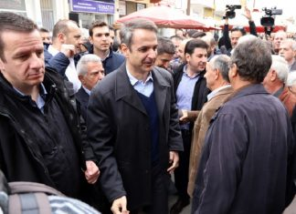 Μητσοτάκης από την Κρήτη: Θα βρεθούμε απέναντι στη συμφωνία