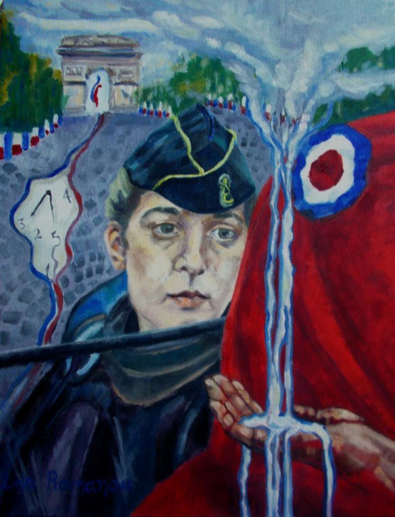 """Liberté"": Ομαδική Εικαστική Έκθεση"