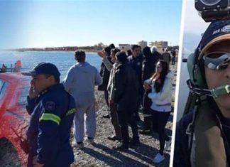 Μεσολόγγι: Εντοπίστηκε νεκρός ο πιλότος