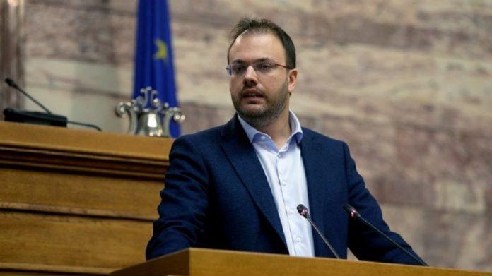 Ο Θεοχαρόπουλος στης θέση της Κουντουρά