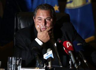 «Βόμβα» Καμμένου στο Twitter για τον ΣΥΡΙΖΑ μετά τα exit polls