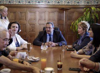 ΑΝΕΛ: Τι αποφασίστηκε στη συνεδρίαση για την κάθοδο στις εθνικές εκλογές