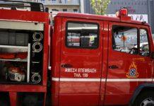 Θεσσαλονίκη: Έφηβος ανασύρθηκε χωρίς τις αισθήσεις του από πυρκαγιά σε διαμέρισμα