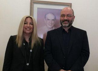 Υποψήφιος ευρωβουλευτής με το ΚΙΝΑΛ ο Σάκης Αρναούτογλου