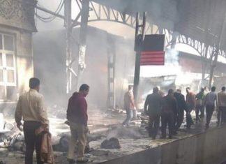 ΚΑΙΡΟ: Δεκάδες νεκροί από πυρκαγιά σε σταθμό τρένων