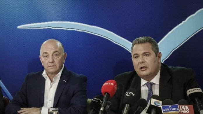 Τοσουνίδης: Είχαμε συμφωνήσει το Σκοπιανό να πάει μαζί με τις εκλογές