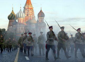 Η Ελληνική Πολεμική Αεροπορία ξεσηκώνει την Κόκκινη πλατεία της Μόσχας