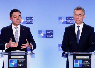ΒΡΥΞΕΛΛΕΣ: Στο ΝΑΤΟ τα Σκόπια - Υπεγράφη το πρωτόκολλο προσχώρησης