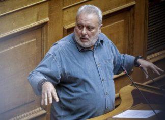ΝΔ: Υποψήφιος στο Νότιο Τομέα της Β' Αθηνών ο Γρηγόρης Ψαριανός