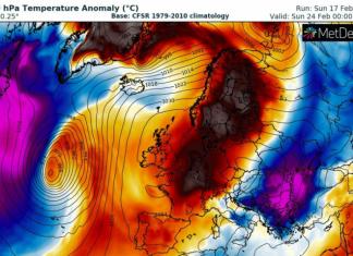 Καιρός: Νέα ψυχρή εισβολή - Χιονιάς στην Αττική και στην ανατολική Ελλάδα