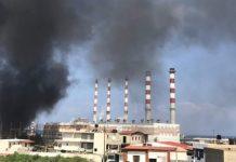 Ηράκλειο: Έκρηξη και φωτιά σε υποσταθμό της ΔΕΗ