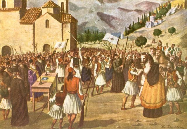23 Μαρτίου 1821: Η απελευθέρωση της Καλαμάτας