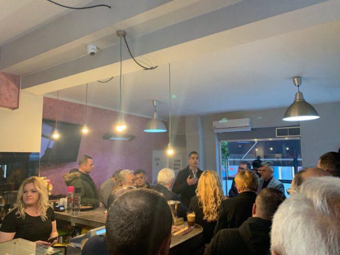 Μπακογιάννης: Δίπλα στους κατοίκους του Κολωνού