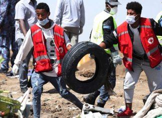 ΑΙΘΙΟΠΙΑ: Εντοπίστηκε το μαύρο κουτί του αεροσκάφους που συνετρίβη