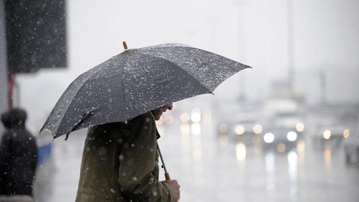 Μεγάλα ύψη βροχής έως σήμερα το πρωί, ιδίως στην Αττική