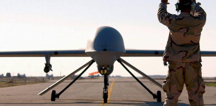 Υπερπτήση τουρκικού drone για πρώτη φορά πάνω από τη Ρω