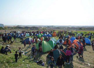 Διαβατά: Αδειάζει ο άτυπος καταυλισμός προσφύγων