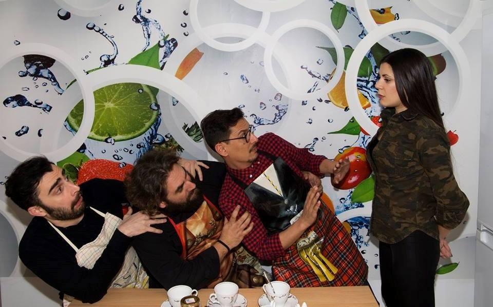 """Θέατρο Ελπίδας: """"Καρύδια με μέλι"""""""