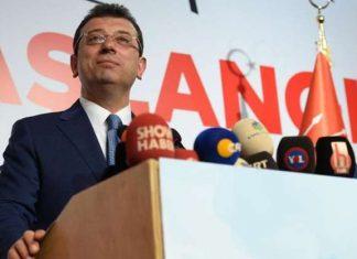 Οριστικό! Δήμαρχος Κωνσταντινούπολης ο Ιμάμογλου