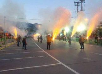 Καλαμάτα: Επτά συλλήψεις για τον σαϊτοπόλεμο