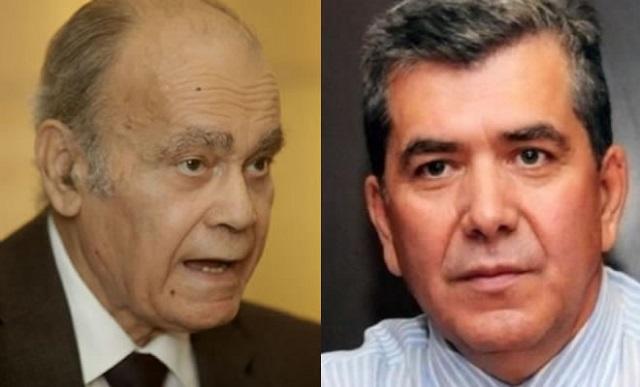 """Διαλύθηκαν ζωντανά στον αέρα πριν γίνουν κόμμα. Αναφερόμαστε στον Γιώργο Ρωμανιά και τον Αλέξη Μητρόπουλο με τον πρώτο να παίρνει """"διαζύγιο"""" από το κόμμα Όρθια Ελλάδα, όπως ανακοίνωσε στον ΣΚΑΙ."""