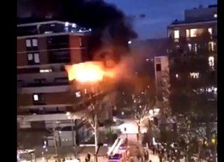 Παρίσι: Ισχυρή έκρηξη σε κτίριο