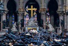 ΠΑΡΙΣΙ: Αυτή είναι η αιτία της καταστροφικής πυρκαγιάς στην Παναγία των Παρισίων