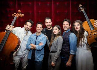 Ο Δημήτρης Μακαλιάς, ο Λευτέρης Ελευθερίου και οι String Demons στον «Συρανό», σε σκηνοθεσία Ηλία Καρελλά!
