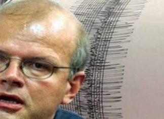 O Τσελέντης επιμένει: Πιθανότητα μεγάλου σεισμού άνω των 5,3 Ρίχτερ