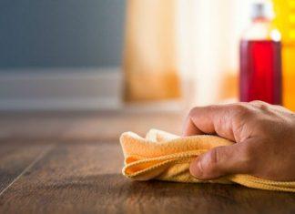 Το πανέξυπνο κόλπο για να διώξετε τη σκόνη σε δευτερόλεπτα