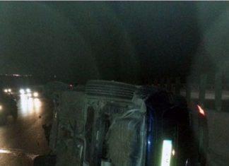 Θεσσαλονίκη: Τουλάχιστον 10 τραυματίες σε σοβαρό τροχαίο