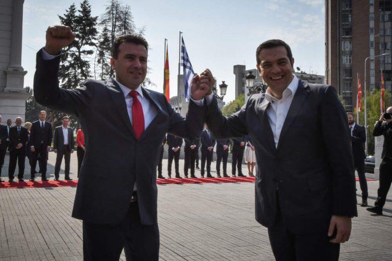 ΣΟΦΙΑ ΒΟΥΛΤΕΨΗ - ΣΥΝΕΝΤΕΥΞΗ: Από τη Novartis στη Μακεδονία, ένας… Τσίπρας δρόμος!