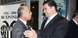 Ο θρύλος του ΠΑΟΚ Γιώργος Κούδας υποψήφιος με τον Γιώργο Ορφανό