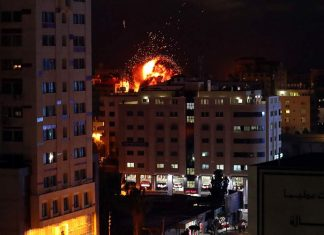 ΓΑΖΑ: Iσραηλινά μαχητικά βομβάρδισαν τα γραφεία του Anadolu - Οργή στην Τουρκία