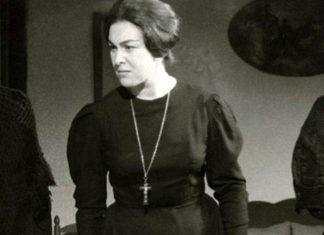Έφυγε από τη ζωή η ηθοποιός και δασκάλα θεάτρου Πίτσα Καπιτσινέα